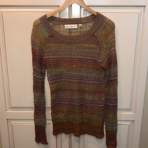 Charlie and robin anthropology sweater